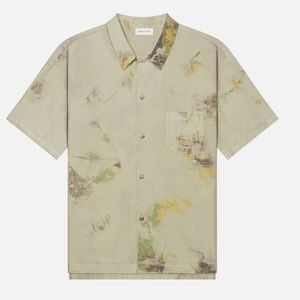 John Elliott Carnival dye shirt.